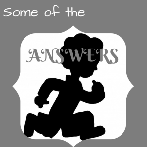 Some of the Answers!2