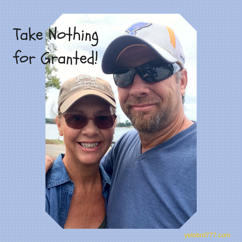 Nothing for Granted!