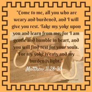 Matthew 11_28-30
