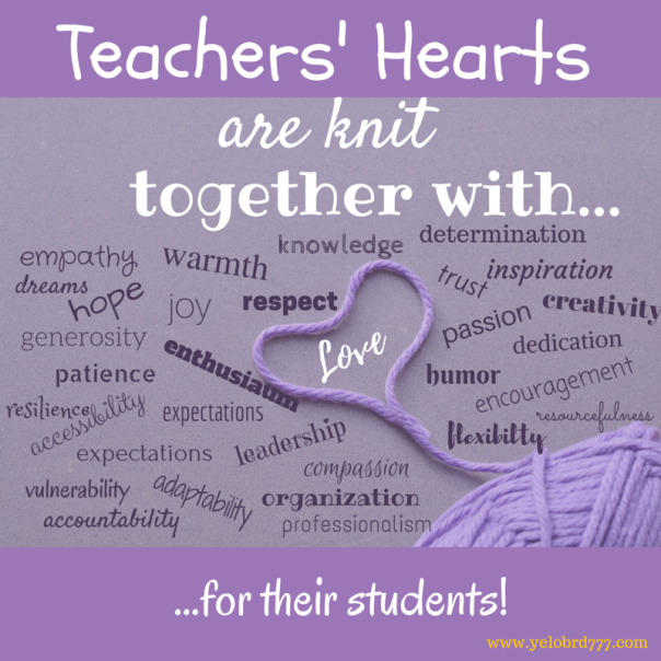 A Teacher's Heart-2