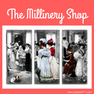 Tag Archives  millinery shop 0dccfb0c425